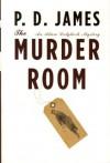 The Murder Room Adam Dalgliesh Mystery - P.D. James