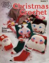 Christmas Crochet (Volume 3: Home Decorations) - Jean Leinhauser
