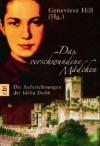 Das Verschwundene Mädchen: Die Aufzeichnungen Der Idilia Dubb - Idilia Dubb, Kattrin Stier