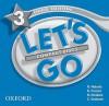 Let's Go 3 Audio C Ds - Ritsuko Nakata, Karen Frazier, Barbara Hoskins