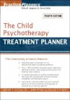 The Child Psychotherapy Treatment Planner (Practice Planners) - Arthur E. Jongsma Jr., William P. McInnis, L. Mark Peterson