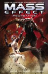 Mass Effect: Foundation Volume 1 - Mac Walters, Dave Marshall, Tony Parker, Omar Francia