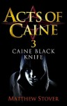 Caine Black Knife: The Acts of Caine: Book 3 - Matthew Woodring Stover