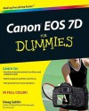 Canon EOS 7D For Dummies - Doug Sahlin