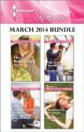 Harlequin Romance March 2014 Bundle: The Returning HeroRoad Trip With the Eligible BachelorSafe in the Tycoon's ArmsAwakened By His Touch - Soraya Lane, Michelle Douglas, Jennifer Faye, Nikki Logan