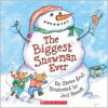 The Biggest Snowman Ever - Steven Kroll, Jeni Bassett