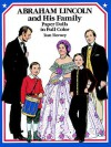 Abraham Lincoln and His Family Paper Dolls in Full Color - Tom Tierney