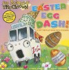 Easter Egg Dash!: A Lift-the-Flap Book with Stickers - Sonia Sander, David Shannon, Loren Long