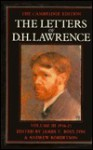 The Letters of D. H. Lawrence: Volume 3, October 1916 June 1921 - D.H. Lawrence, Andrew Robertson, James T. Boulton