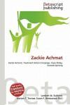 Zackie Achmat - Lambert M. Surhone