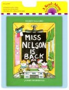 Miss Nelson Is Back book and CD (A Read-Along) - Harry Allard, James Marshall