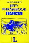 Jiffy Phrasebook Italian - Langenscheidt
