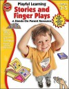 Stories and Finger Plays: A Hands-On Parent Resource [With Stickers] - McGraw-Hill Publishing, School Specialty Publishing
