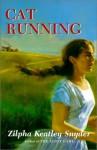 Cat Running (School & Library Binding) - Zilpha Keatley Snyder