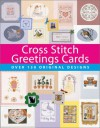 Cross Stitch Greeting Cards - David & Charles Publishing, Sue Cook, Claire Crompton