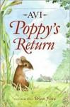 Poppy's Return (Tales of Dimwood Forest, #4) - Avi, Brian Floca