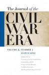 Journal of the Civil War Era: Spring 2012 Issue, 2:1 - William Blair