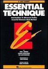 Essential Technique: Intermediate to Advanced Studies Essential Elements Band Methods - Tom C. Rhodes, Tim Lautzenheiser, Donald Bierschenk