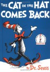 The Cat in the Hat Comes Back (Beginner Book and Cassette Library) - Dr. Seuss