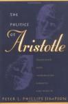 Politics of Aristotle - Aristotle, Peter L. Phillips Simpson