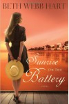 Sunrise on the Battery - Beth Webb Hart