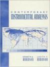 Contemporary Instrumental Analysis - Kenneth A. Rubinson