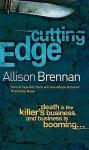 Cutting Edge - Allison Brennan