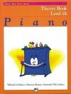 Alfred's Basic Piano Library: Theory Book Level 1A - Willard A. Palmer, Morton Manus