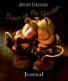 NOT A BOOK Down in the Garden Journal, Field Mice - NOT A BOOK