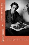 Collected Poems and Letters from America with Photographs and a new Introduction - Rupert Brooke, Keith Hale, Henry James
