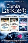 Camilla Lackberg Crime Thrillers 4-6: The Stranger, The Hidden Child, The Drowning - Camilla Läckberg