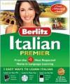 Berlitz Italian Premier (Nova Premier Series) - Berlitz Publishing Company, Berlitz Publishing