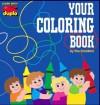 Your Coloring Book - Michael Smollin, Mark Smollin
