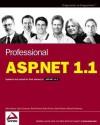 Professional ASP.Net 1.1 - Alex Homer, David Sussman, Rob Howard