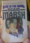 Died In The Wool - Ngaio Marsh