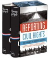 Reporting Civil Rights: The Library of America Edition - Various, Clayborne Carson