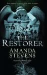 The Restorer (Graveyard Queen #1) - Amanda Stevens, Khristine Hvam