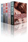 New Adult Romance Boxed Set - Emme Rollins, Julia Kent, Anna Antonia, Aubrey Rose, Helena Newbury