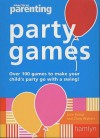 """Practical Parenting"" Party Games - Jane Kemp, Clare Walters"