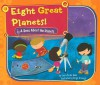 Eight Great Planets!: A Song about the Planets - Laura Purdie Salas, Sergio De Giorgi