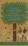 Three Short Plays (Three Crowns) - Wole Soyinka