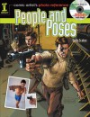 Comic Artist's Photo Reference - People & Poses: Book/CD Set with 1000+ Color Images - Buddy Scalera, Amy Jeynes, Sean Chen, William Tucci