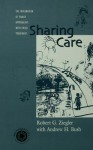 Sharing Care: The Integration of Family Approaches with Child Treatment - Robert Ziegler, Andrew Bush
