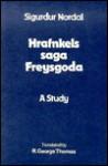 Hrafnkels Saga Freysgoda - Unknown, Sigurður Nordal, R. George Thomas