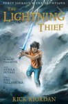 Percy Jackson and the Olympians: The Lightning Thief: The Graphic Novel - Rick Riordan, Attila Futaki
