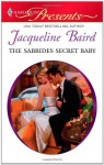 The Sabbides Secret Baby - Jacqueline Baird