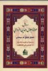 رسائل مولانا جلال الدين الرومي - Rumi, عيسى علي العاكوب, جلال الدين الرومي