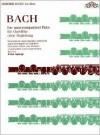 Bach for Unaccompanied Flute - Johann Sebastian Bach, Fritz Spiegl