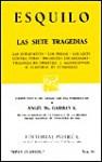 Las Siete Tragedias. (Sepan Cuantos, #11) - Aeschylus