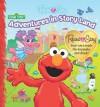 Sesame Street: Adventures in Storyland - Record a Story - Publications International Ltd.